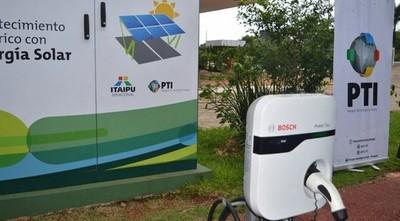 Itaipú instalará cargadores eléctricos en dos rutas