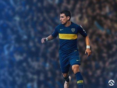 Júnior Alonso, el vigésimo quinto paraguayo en Boca Juniors