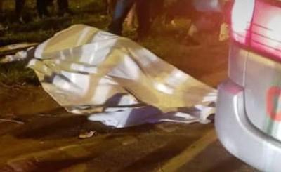 Otro motociclista muerto en carrera clandestina