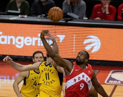 Raptors recuperan mejor marca en la NBA