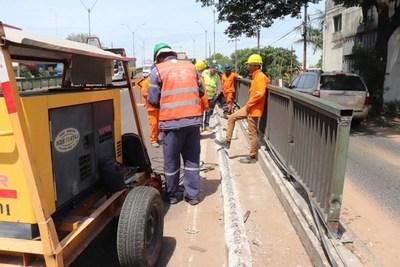 MOPC prepara la construcción de viaductos en la zona del Botánico