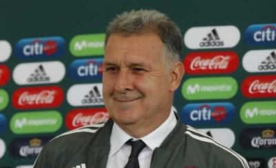 HOY / Presentan a Tata Martino como nuevo seleccionador de México