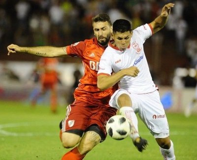Olimpia no cobró aún por Saúl Salcedo