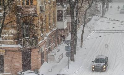 """HOY / Rescate de los Chilavert en   Odesa: """"A 150 km por hora y  bajo una tormenta de nieve"""""""