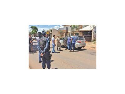 Asesinan de varios tiros a una paraguaya en la frontera