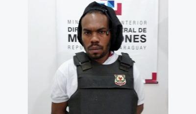 Expulsan a criminal brasileño que casi salió de la cárcel con ayuda del juez José Diarte