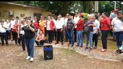 Hurreros de ZI y planilleros piden ser reincorporados en comuna esteña