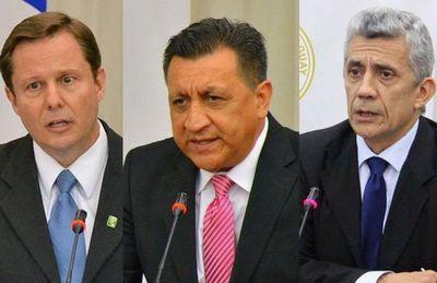 Congreso pide informes sobre tesis de candidatos a la Corte
