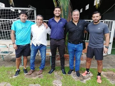 Robert Pereira, nuevo DT de Rubio Ñu