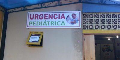 Mucha afluencia de pacientes en urgencias pediátricas