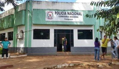 Ordenan movidas en la cúpula policial departamental del Caaguazú