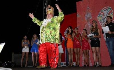 Luto en el sur: Falleció el Rey Momo Encarnaceno.