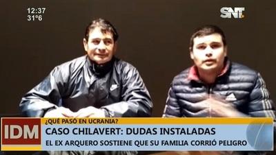 Chila asegura que familiares pasaron un duro momento y Fiscalía aguarda declaraciones