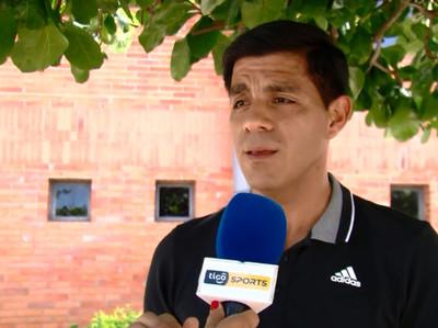 Las palabras de Enrique Cáceres