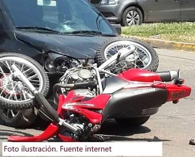 Accidente en ruta 7 deja 3 heridos