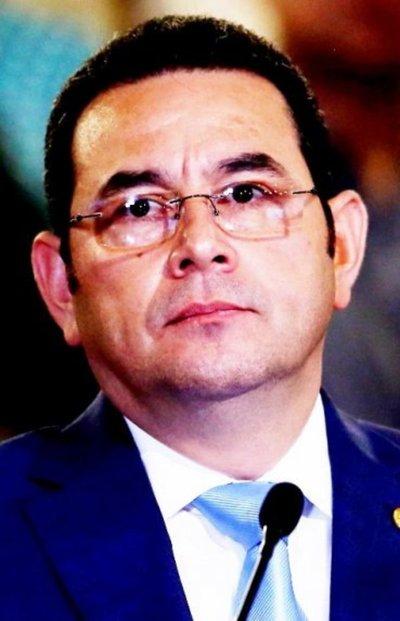 La lucha anticorrupción en Guatemala sufre dura crisis
