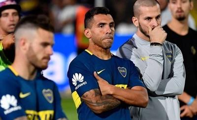 HOY / Tevez dice que Boca Juniors vive un momento delicado tras perder la Libertadores