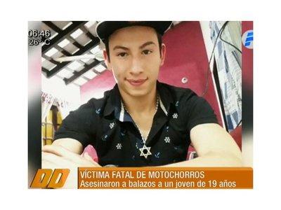 Matan a un joven en San Antonio para robarle su moto