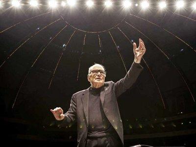 Ennio Morricone se despide de la música con 90 años