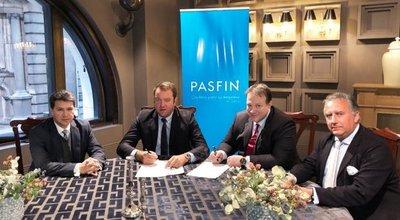 Pasfin se posiciona a nivel internacional