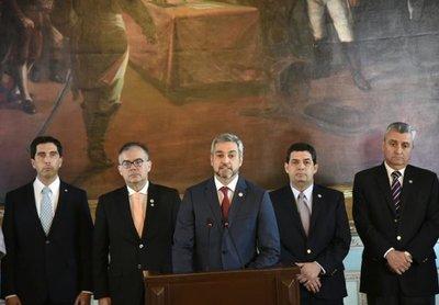 Paraguay rompió relaciones con Venezuela