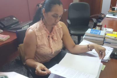 Intendente atemoriza a fiscales y jueces con denuncias en JEM