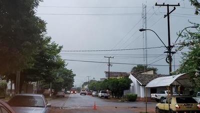 Anuncian lluvias para hoy viernes