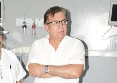 Nicanor dice que se debe reducir drásticamente número de funcionarios de Yacyretá
