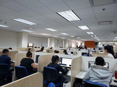 Compañía chilena instala oficina de call center en Paraguay