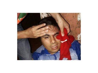 Balazos y heridos en el fútbol de salón