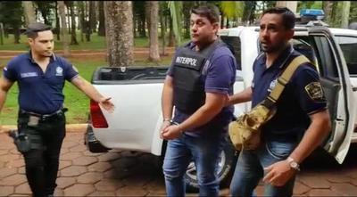 Extraditan a brasileño acusado por narcotráfico en su país