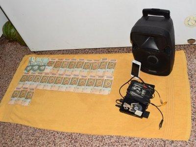 Detienen a un menor de 14 años por varios robos domiciliarios