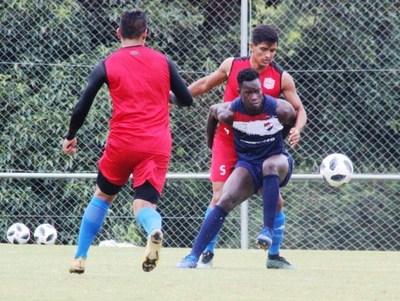 San Lorenzo y Nacional se preparan con amistosos
