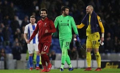 HOY / Salah da la victoria al Liverpool y presiona al City