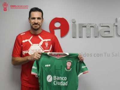 Antony Silva será presentado el lunes como nuevo jugador de Huracán
