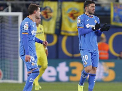 Villarreal se complica con el descenso tras perder ante el Getafe