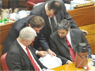 Marito y Castiglioni votaron por el ingreso de Venezuela al Mercosur