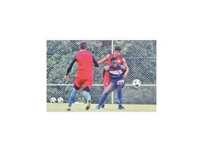 Nacional se impuso en los tres juegos ante San Lorenzo