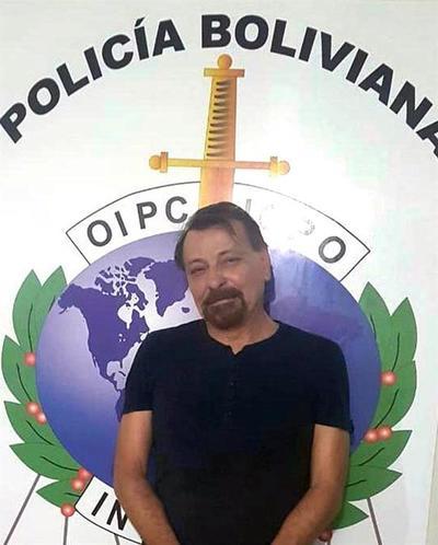 Detienen en Bolivia al italiano Cesare Battisti condenado por terrorismo