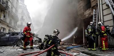Tres muertos tras una explosión de gas en una panadería en París