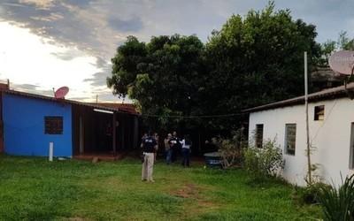 Allanan vivienda en busca de sicario en Pedro Juan Caballero