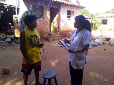 Llevan atención médica a pobladores de Colonia Maka
