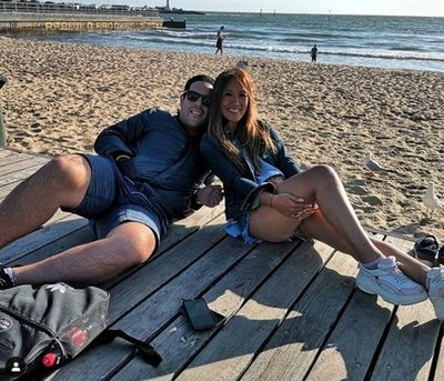 Yolanda y 'Chipi' disfrutan de las mieles del amor en Australia