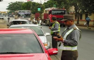 Sancionan a conductores ebrios