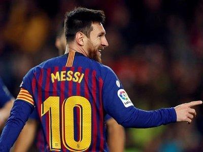 Messi, el genio llega a 400 goles en Liga