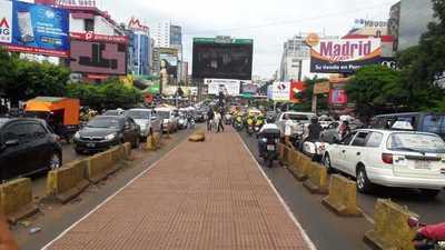Comercio tuvo intenso movimiento de turistas durante el fin de semana