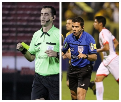Juan Benítez y Derlis López serán Internacionales