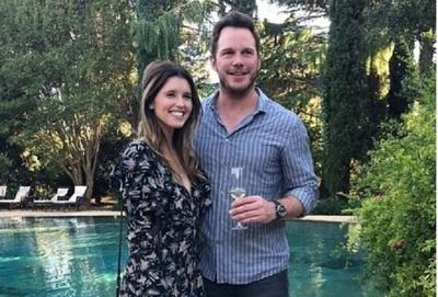 Chris Pratt se compromete con la hija mayor de Schwazenegger