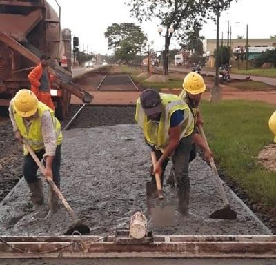 Habilitarán nuevo acceso asfaltado para el Agroshow en Naranjal