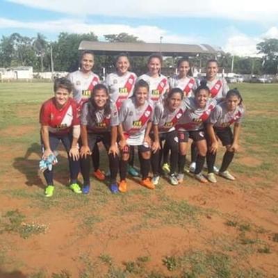 Selección Sanlorenzana Femenina: Ganó, gusto, goleó y clasificó